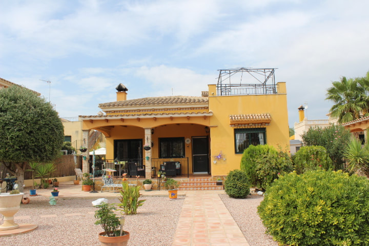 Two Bedroom Villa in Calasparra