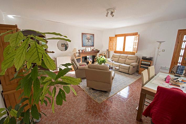 4 Bedroom villa with stunning views in Mula
