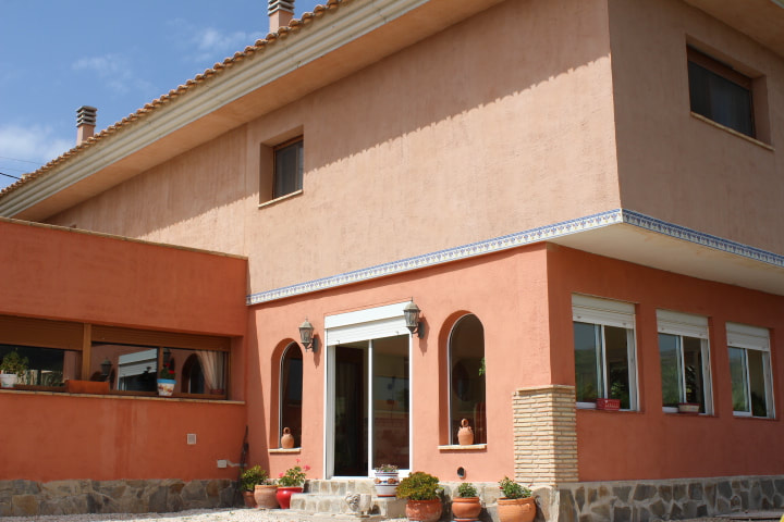 3 Bedroom High Quality Villa in Moratalla