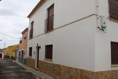 3 Bed 1st Floor Apartment in Bullas