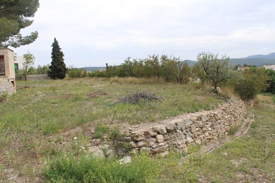 Commercial and Residential Building Land for Sale in Cehegín