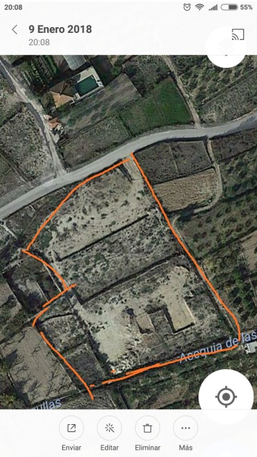 Land for sale in Pliego- Murcia
