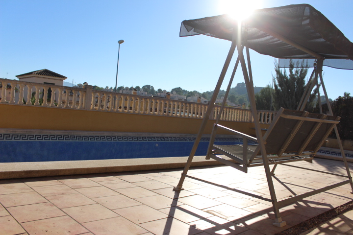 Beautiful two bedroom villa, in Valle de Sol  Calasparra